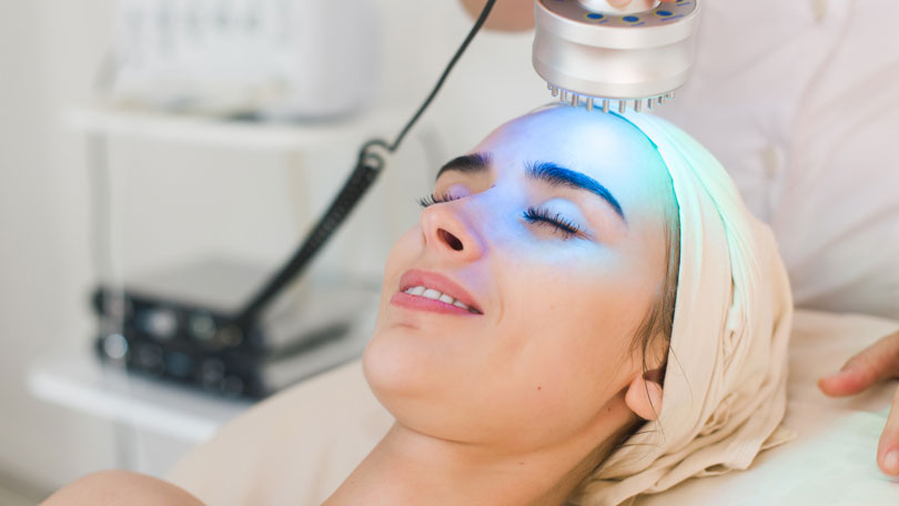 LED Light Facials Newcastle