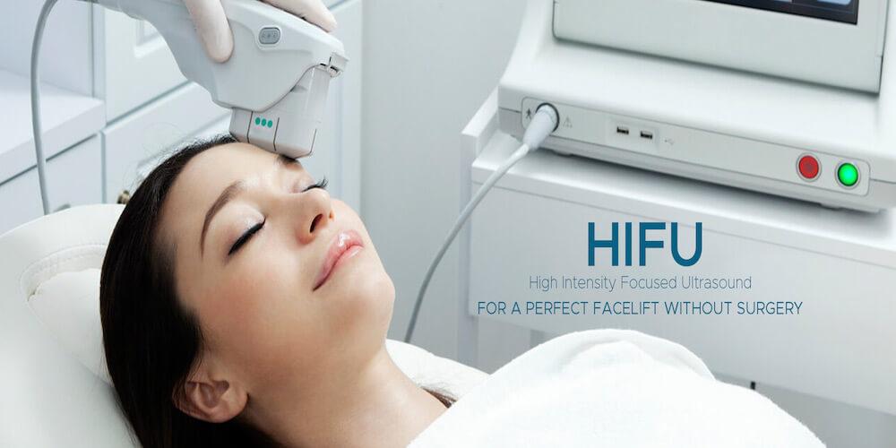 HIFU treatment newcastle for jowls